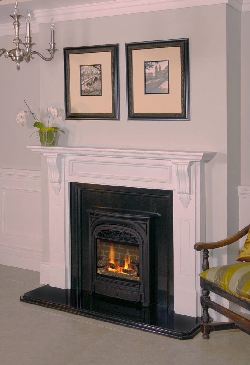 Valor Portrait Series Gas Fireplaces are represented well here in Seattle. Affordable fireplaces that have been a staple with Sutter Home & Hearth for years