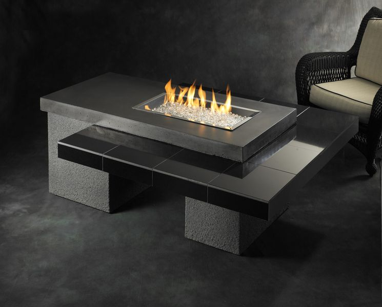 Outdoor Great Room Ideas Part - 26: ... Outdoor Great Room Uptown Fire Pit Table. Uptown 1224