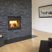 RSF Focus 250 Wood Fireplace